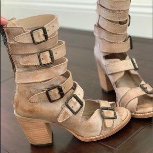 Freebird Gladiator Sandals